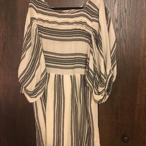 Free People Dresses - Free People Lilly Dress (cream combo)